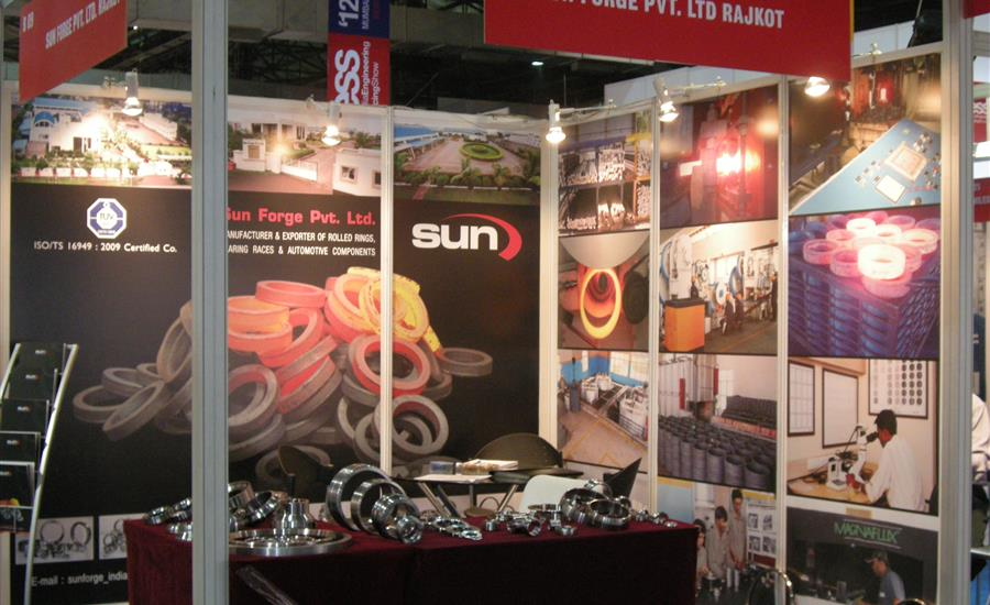 International Engineering Sourcing Show (IESS) - India - 2012